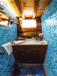 Cabina caicco bagno