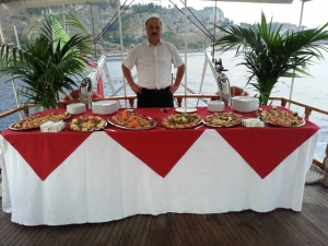 Buffet di bordo